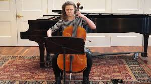 Aaron Minsky: October Waltz from Ten American Cello Etudes - YouTube