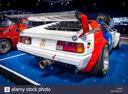 BMW 5 Series bmw m1 rear : Sports car BMW M1 Procar (racing version of the BMW M1), 1980 ...