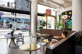 See 21 unbiased reviews of stumptown coffee, rated 4 of 5, and one of 4,352 portland restaurants on tripadvisor. A First Look At Stumptown Coffee S New Downtown Los Angeles Cafedaily Coffee News By Roast Magazine