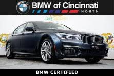 Certified 2017 BMW 750i xDrive for sale in CINCINNATI, OH 45246 ...