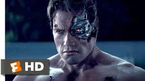 Terminator Genisys (<b>2015</b>) - Pops vs. the T-800 Scene (1/10 ...