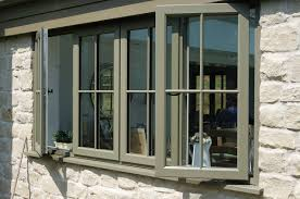 ... Olive Green Window Awesome Idea 5 Coloured Windows ...