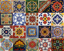 ceramic tile handmade. Fine Handmade Image Is Loading 300PCSTalavera6X6HandmadeCeramicStairRisers And Ceramic Tile Handmade T