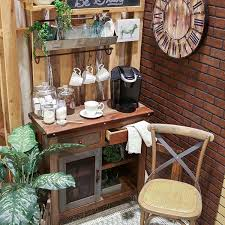 coffee station furniture. perfect station home coffee station decor homemakers furniture  inside coffee station