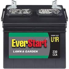 battery garden. everstart lawn \u0026 garden battery, group u1r battery