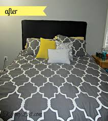 diy upholstered headboard inspirations with outstanding make fabric pictures for a king size bed finished