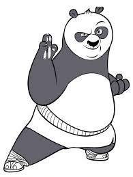 Small Picture Kung Fu Panda Coloring Pages GetColoringPagescom