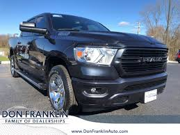 Pre-Owned 2019 Ram 1500 Big Horn/Lone Star 4D Crew Cab in Lexington ...