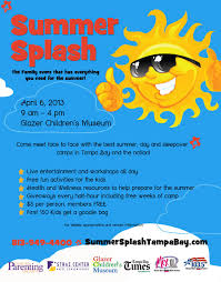 printable day care flyer templates share on preschoolsummer tampa tampa bay parenting s summer splash after hours pediatrics