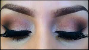 how to apply smokey eye makeup for brown eyes step wise