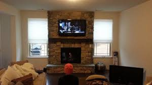 cost to mount a tv