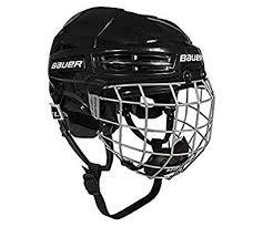 Bauer 2100 Helmet Size Chart Bauer Ims 5 0 Ice Hockey Combo Senior Helmet Amazon Co Uk