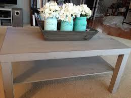 distressed coffee table diy coffee table design ideas