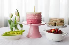 apple cake for baby birthday