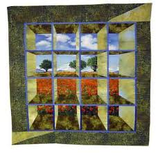 I have a collection of batik fabrics from Alaska - the attic ... & This small quilt is a variation of the traditional Attic Windows pattern… Adamdwight.com