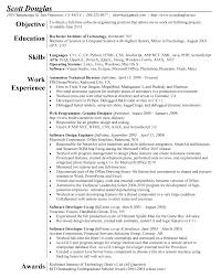 And Resume Samples With Free Download One Page Simple Resume