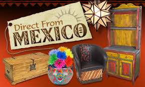 painted mexican furnitureBorderlands Trading Company  Wholesale Mexican Furniture  Rustic