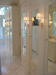 Mirrored french closet doors futuristic impression by paola