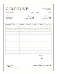 car service receipt car service receipt car invoice template more car service receipt