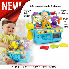 Fisher Price Work Light Details About Fisher Price Laugh And Learn Smart Stages Tool Bench With Songs Phrases Lights