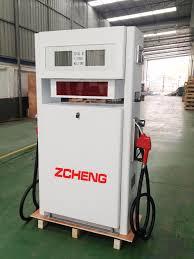 Fuel Dispensing System Design China Zcheng Petrol Station Stable Double Pump Fuel
