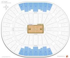 Wake Forest Stadium Seating Chart Joel Coliseum Wake Forest Seating Guide Rateyourseats Com