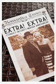 Wedding Invitation Newspaper Template Wedding Program Newspaper Template Loving This Newspaper