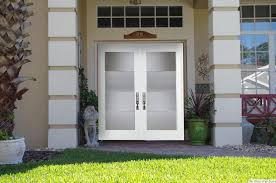front double doorsFront Entry Decorative Glass Doors  The Glass Door Store