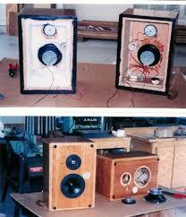 vifa 2 way loudspeaker system background