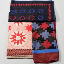 Three Mennonite Quilts | Sale Number 3038B, Lot Number 634 ... & Three Mennonite Quilts ... Adamdwight.com