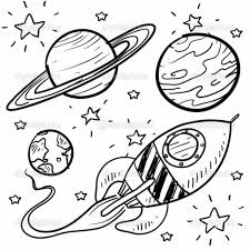 Small Picture Coloring Pages Solar System Coloring Pages Coloringsuite Solar