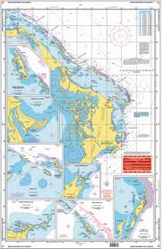 Grand Bahama And The Abacos Nautical Chart