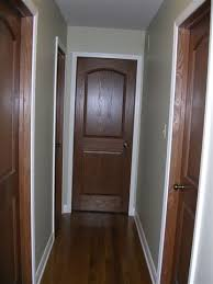 Stained wood trim and interior doors should I paint white