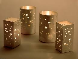 Decorative Candle Holders Decorative Candle Holders Home And Party Decors How To Make