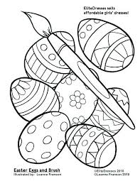 Christian Easter Coloring Pages Awesome Non Religious Easter