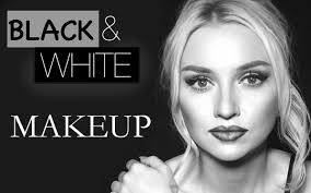 Makeup for Black And White Photo YouTube