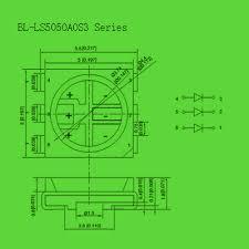 smd plcc smt rgb led tri color led 5050 smd plcc6 smt rgb led tri color led package diagram