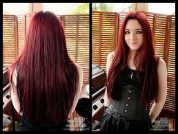 Dark Red Hair Color Ideas Pinterest