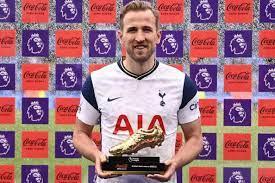 هاري كين يفوز بالحذاء الذهبي في الدوري الإنجليزي الممتاز