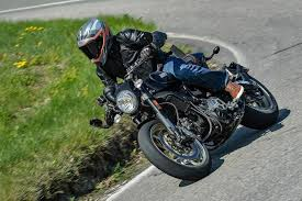review ducati scrambler cafe racer provides racing in style