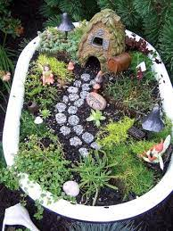 garden ideas creative flower pots