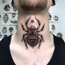 Tatuaggi Sul Collo Scopri I Tattoo Più Belli