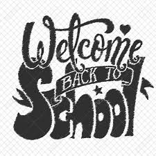 Welcome Back To School Banner Vector Illustration