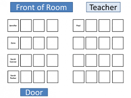 58 Logical Free Seating Chart Teachers