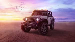 Jeep Wrangler 4K Wallpapers