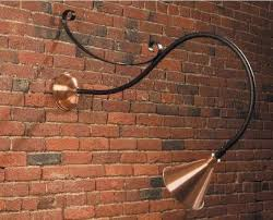 Superb copper exterior lighting 6 copper outdoor Pendant Light Gooseneck Lighting Volt Lighting Gooseneck Lighting Outdoor Copper Sign Light Fixtures