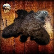premium faux fur fancy buffalo skin hide pelt rug bear sheepskin carpet