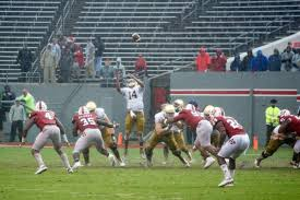 Notre Dame Football Depth Chart For Nc State One Foot Down