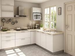 white modern l shaped kitchen design designs small kitchens