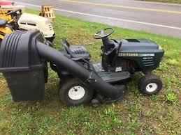 small riding lawn mower with bagger. image is loading sears-craftsman-15-5hp-turbo-cool-riding-tractor- small riding lawn mower with bagger